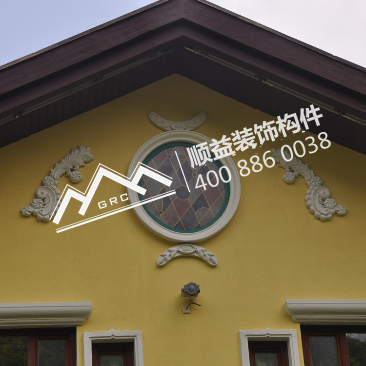 GRC浮雕装饰