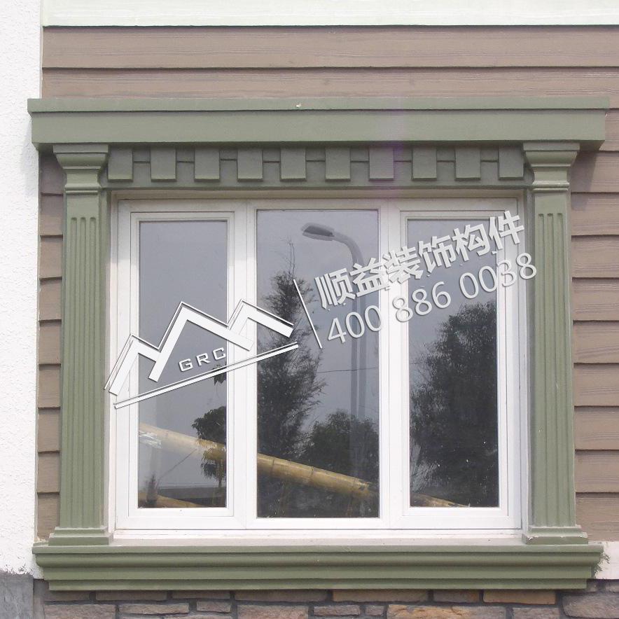EPS外墙窗套线条