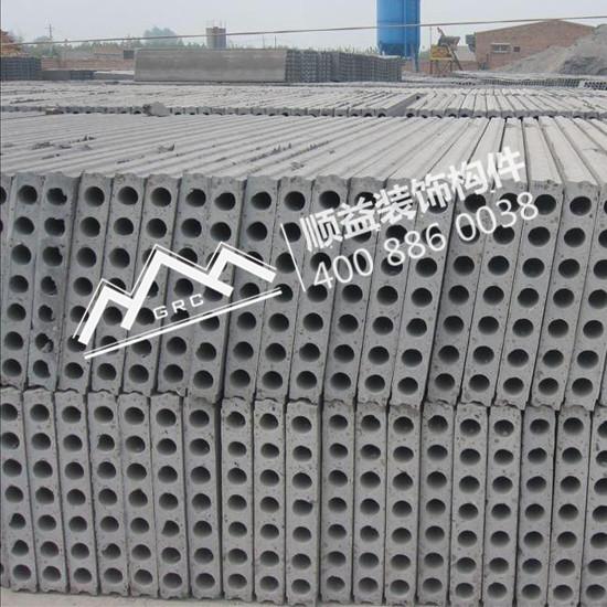 新型GRC轻质隔墙板